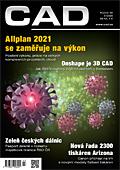 Aktuální číslo časopisu CAD