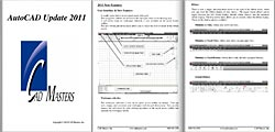 CAD-Masters-CAD-Books-AutoCAD-Update-1107