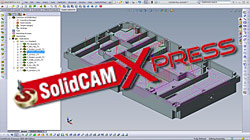 SolidCAM Xpress pockets 1119