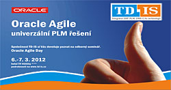 TD-IS seminář Oracle Agile Day 2012--1208