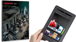 Amazon AutoCAD Kindle Fire --1211