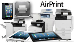 Ricoh AirPrint-1305