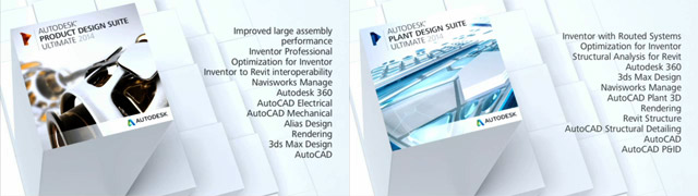 Autodesk Product & Plant Design Suite Ultimate 2014