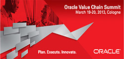 Oracle Value Chain Summit - 1313