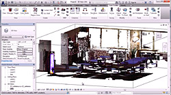 Scan to BIM 2014 Autodesk Revit - 1318