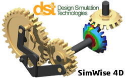 DST SimWise 4D-1329