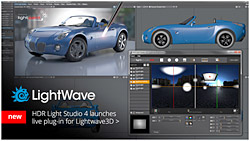lightwave HDR Light Studio 4-1409