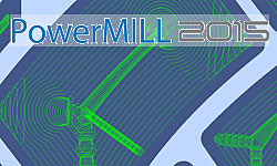 PowerMILL 2015 R1-1433