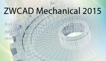 ZWCAD Mechanical 2015-1453