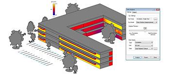 revit solar analysis-1521