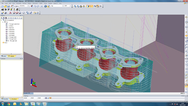 GBSC screen shot manifold 2