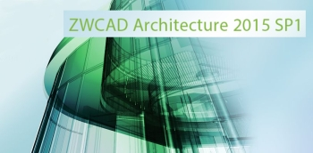 ZWCAD Architecture 2015 SP1-1530