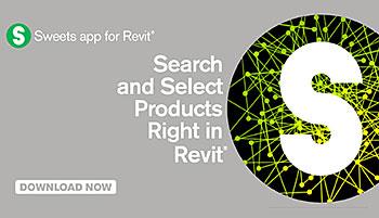 sweets revit app-1605