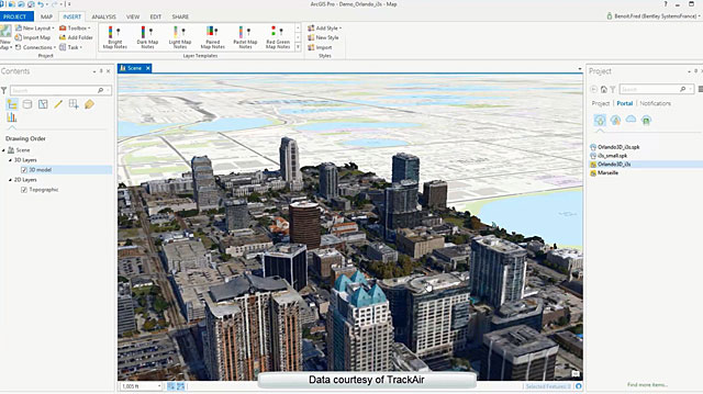 ContextCapture i3s -support ArcGIS Pro-1630