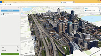 ContextCapture i3s support ArcGIS Online-1630