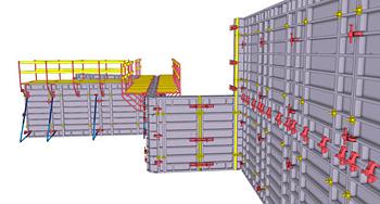 Planovani Betonovych Bedneni Nastroji Tekla Structures