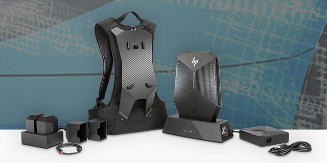 HP Z VR Backpack--1732