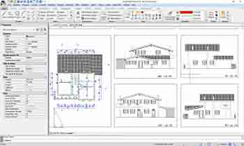 progecad autocad layers for architects-1750
