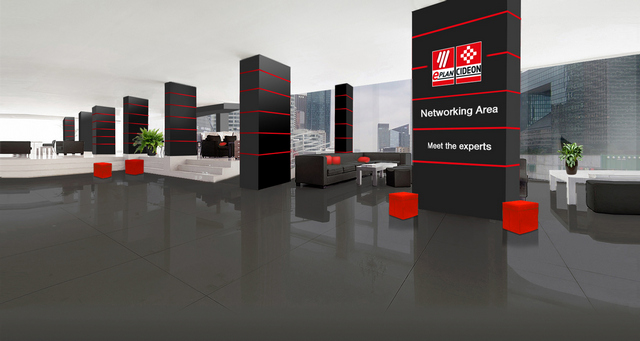 Networking Area-1818