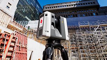 Společnost Hexagon na veletrhu HxGN LIVE 2018 představila nový laserový  skener Leica RTC360 vybavený výpočetní technologií pro rychlou a přesnou  tvorbu 3D ... 6c87874490