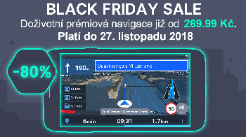 BLACKFRIDAY Sygic CZ-1847