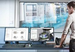 Siemens Digital-machine-shop