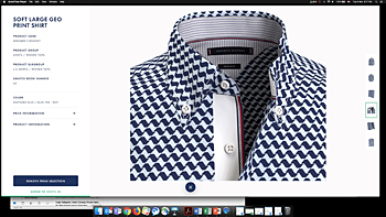 TommyHilfiger 3D Dress Shirt Photo-1946