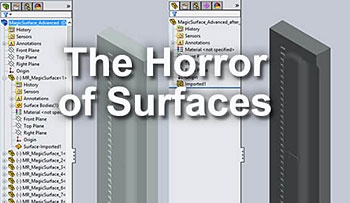 TransMagic surfaces vs solids-2009