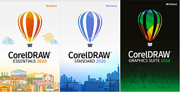 CorelDRAW 2020 Product Family-2019