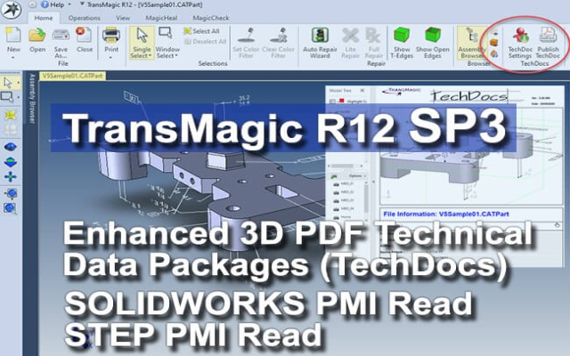 transmagic r12 sp3b-2029