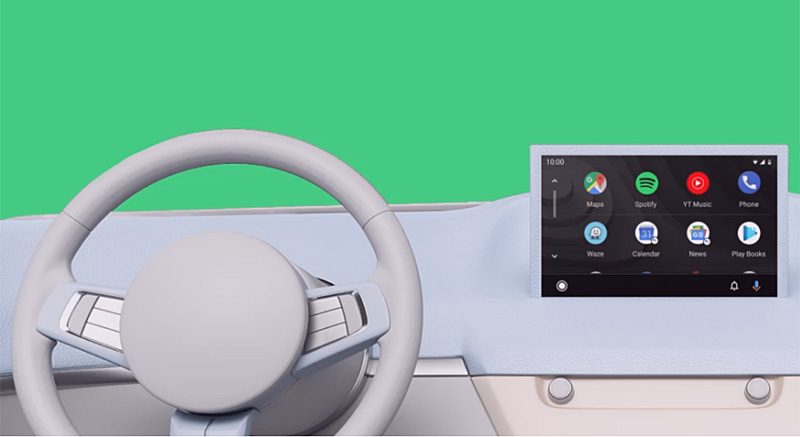 Android Auto-2033