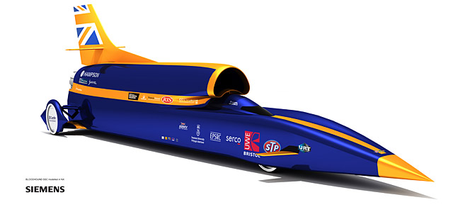Bloodhound SSC 30-right