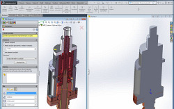 Lanete, SolidWorks